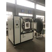 Buy cheap High Efficiency Vacuum Box Furnace Steel Shell Materials Long Service Life from wholesalers