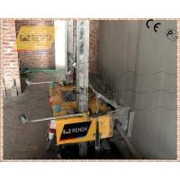Quality Hydraulic Mortar Mortar Spray Machine Cement Wall Rendering 4mm - 30mm for sale
