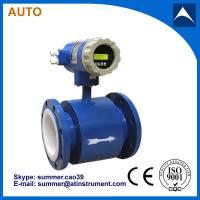 Quality Electromagnetic Flow Meter for Water Treatment With Reasonable price for sale