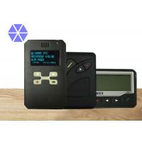 Buy cheap Small Flex Pager , Personal Paging Device Rechargeable Lithium Battery from wholesalers