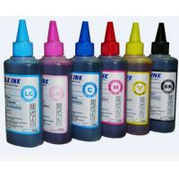 China Textile color dye sublimation ink for refill ink cartridge inkjet printer heat transfer to sublimation paper polyester f on sale