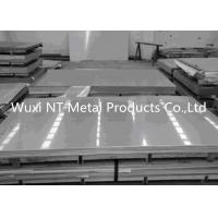 Quality Custom Cut Hot Rolling 304 Stainless Steel Sheet / 2B Finished Steel Road Plate for sale