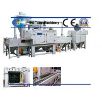 Quality High Capacity Abrasive Blast Systems , Mobile Sandblasting Unit Industrial Chain Gear Transmission for sale
