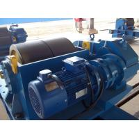 Quality Auto PU Wheel Pipe Welding Rotator VFD Control With Motorized Bogie CE ISO for sale