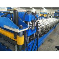 Quality 28-207-828 Roof Tile Roll Forming Machine Metal Sheet Panel Roll Former Steel Profiling Equipment for sale