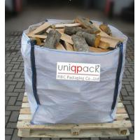 Quality Firewood Bulk Material Bags for sale