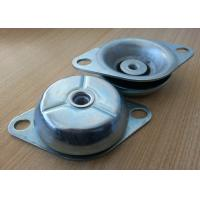 Quality Industrial Grade Rubber Shock Mounts With Round Cap Of Female Screw FRS , FRH Typ for sale