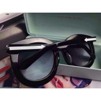 Quality Karen Walker 2227 Sunglasses Accetate Frame with mirror lens 2 colors for Lady for sale