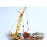 Buy Durable XCMG Mobile crawler crane rental Hydraulic lift XGC300 at wholesale prices
