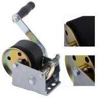 China Heavy Duty 600 Lb Hand Cable Winch For Auto Boat Trailer Tool Tow Puller on sale
