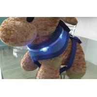Quality Ultra Bright Light-up LED Dog Harness Fo Night Safety With Reflective Strap for sale
