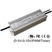 China 2100mA 4200mA Led Current Driver , Timer Dimmable Led Driver Power Supply on sale
