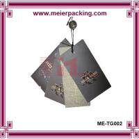 China Hats,Scarves,Beddings environmental feature UV hang tag ME-TG002 on sale