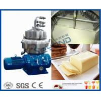 Quality Butter Wrapping Machine / Buttermilk Making Machine For Butter Making Process for sale