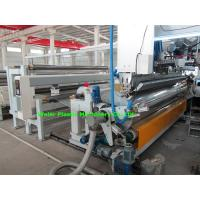 Quality Transparent CPP CPE Cast Film Plastic Sheet Extrusion Line 380V 3P 50Hz for sale