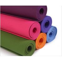 Quality PVC yoga mat eco friendly yoga mat custom print eco yoga mat  Custom Print Private Label Non-Slip Exercise Pvc Yoga Mat for sale