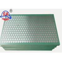 Quality Steel Frame Vibrating Screen Wire Mesh / Shaker Screen Mesh For Mud Separation for sale