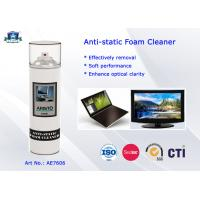 Quality Ozone - Friendly 300ml / Can Anti-static Foam Cleaner Aristo Aerosol Electric Contact Cleaner for sale