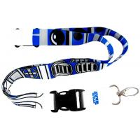 China Customized printed Lanyard for ID badge holder on sale