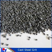 Quality Blast material Abrasive steel GRIT for steel surface G16 for sale