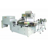 Buy cheap The Latest High Speed Automatic box paper collective thermal shrink packing machine from Wholesalers