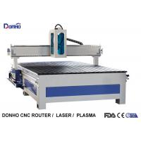 Weihong Control System Blue 3 Axis CNC Router Table Machine For Fuiniture for sale