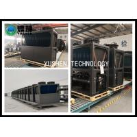China Outside Heating And Air Conditioning Units / Central Air Source Heat Pump 25HP on sale
