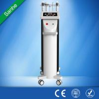 Quality sanhe factory fractional rf micro needle equipment for face lifting and acne removal for sale