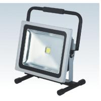 IP65 50W And Portable LED Flood Light With Cable And Plug