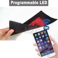 Wireless Lights Mobile Advertising Transparent Led Display Screen