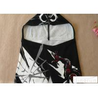 Super Soft Spiderman Hooded Towel For Big Kids OEM Available DR-PT-18