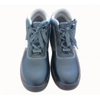 Pk Cloth Lining Comfortable Work Boots Genuine Buffalo Leather Upper Oem Brand