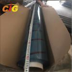 Quality Light Blue Color Super Clear PVC Film Rolls , PVC Bendable Plastic Sheet for sale