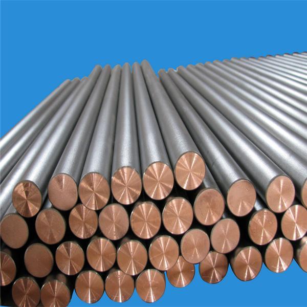 Copper Clad Material : Titanium copper composite material for sale