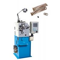 Quality Simplified Setup Disc Extension Spring Machine With CNC Controlled Servo Motion System for sale