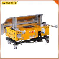 Quality Ez renda Plaster Automatic Rendering Machine Stucco Interior Walls for sale
