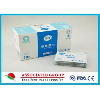 Quality Alcohol Prep Pads For Surgery And Sterilizing Use for sale
