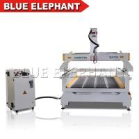 Quality Big Z Axis CNC Router for Guitar Making , ELE 1325 Rotary Wood Machine Router with Cheap Price for sale