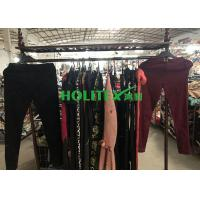 Quality Fashionable Used Winter Clothes Ladies Winter Stretch Pants For Iraq for sale