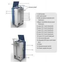 Quality Body RF Cavitation Fat Reduction Laser Machine For Medical , Non - invasive for sale