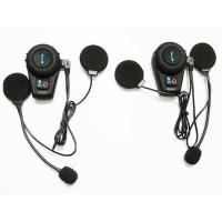 Quality Dual 500m Bluetooth Interphone for Motorcycle Helmet Headset for sale