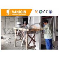 Quality Fireproof Building Material Precast Sandwich Wwall Panels Lightweight Anti - impact for sale