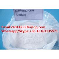 Quality Raw Muscle Growth Steroids Methenolone Acetate / primobolan Powder CAS 434-05-9 for sale