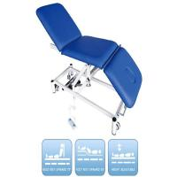 Buy cheap Electic Movement Three Functions Medical Examination Bed As Hospital Furniture from wholesalers