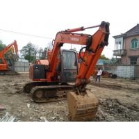 Buy cheap ZX70 Crawler excavator digger for sale used excavator hitachi ZX70 ZX100 from wholesalers