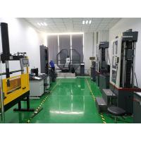 China 3 Point Rebar Bend Rebend Testing Machine Flat Specimen Thickness 50mm Astm A615 on sale