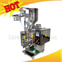 Quality 3 or 4 sides seal Automatic Sachet Cream Packing Machine for sale