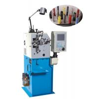 Quality Disc Spring Coiling Machine High Accuracy Unlimited Feed Length With Technical Support for sale