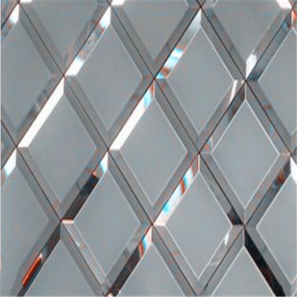 Silver Mirror Mirror Wall Decor Glass Can Prettify The