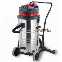 Quality Automatic Robot Industrial Wet and Dry Vacuum Cleaners with Large Wheel Plate for sale